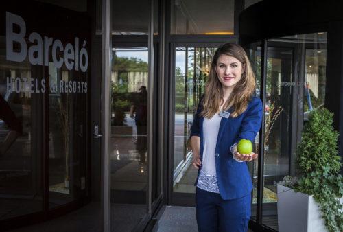Hotel Barceló Praha sází na zdraví manažerů