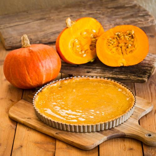 Francouzské koláče na podzimní stůl