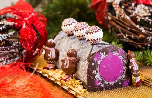 Francouzské Vánoce v Petite France
