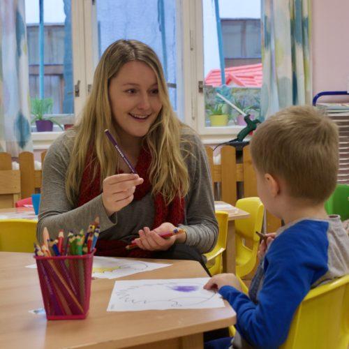 Mateřská centra v Česku slaví čtvrtstoletí, na tradici navazuje MŠ YMCA