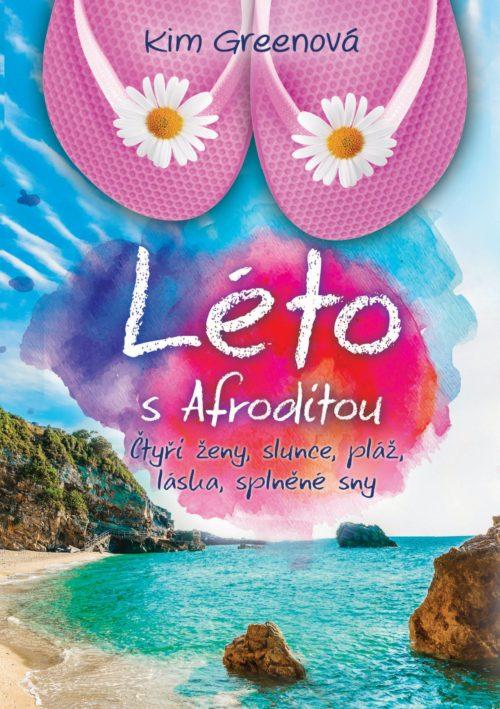Prázdninová dámská jízda v knižní novince Léto s Afroditou