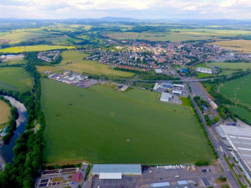Rozsáhlýpozemek pro průmyslovou výstavbu na Mladoboleslavsku jde do prodeje