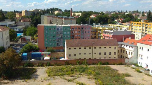 Domy v centru Benešova včetně bývalé šatlavy jsou na prodej