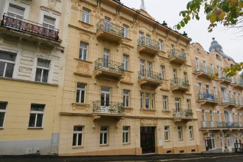 Mariánskolázeňský dům spojený se stavitelem pohádkových vil čeká dražba