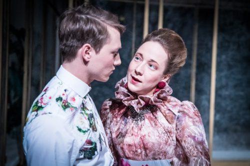 Dorian Gray ve Švandově divadle, slavný příběh v novém kabátě