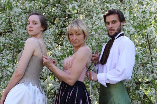 Čas lásky a úkladů propukne v květnu ve Švandově divadle