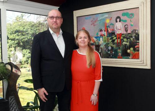 Muzika za 5 milionů, rekordní Malich i Loos na zahradní aukci v Arthouse Hejtmánek