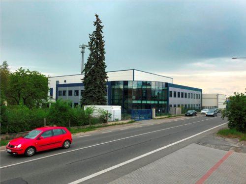 Cena průmyslového areálu v Poděbradech se vyšplhala na 65 milionů