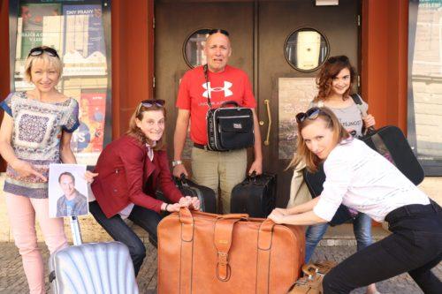Ve Švandově divadle už balí kufry. Hrát budou ve Spojených státech