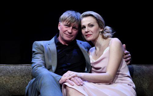 Michal Dlouhý s Michaelou Badinkovou zazaří ve slavné hře o manželském životě