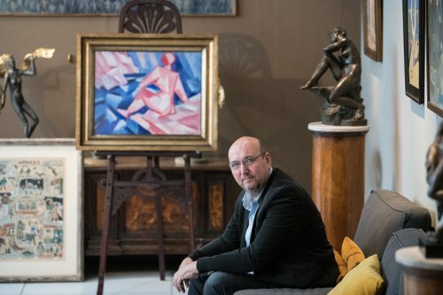 Večerní aukce v Arthouse Hejtmánek nabídne Špálu, Ladu i prsten s diamantem