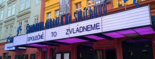 Švandovo divadlo natáčí povzbudivá videa, divákům je nabídne na sociálních sítích