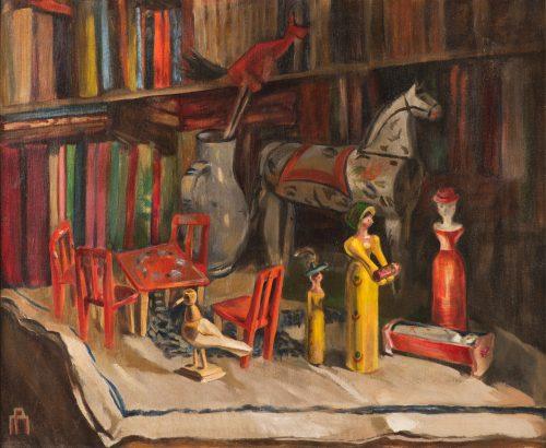 Výstava Minky Podhajské vArthouse Hejtmánek